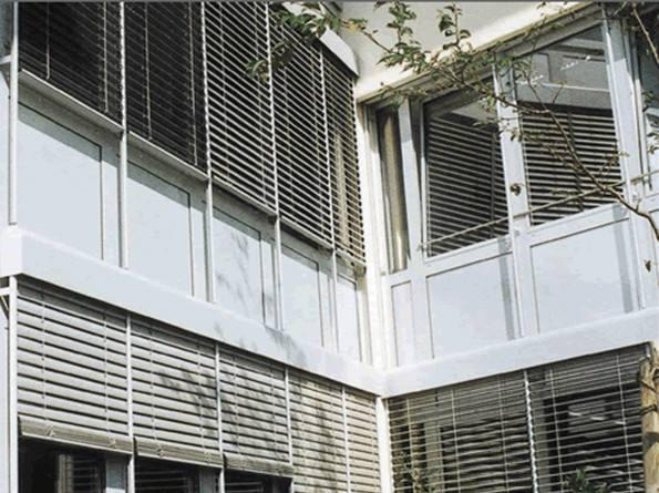 现代建筑的遮阳应用介绍