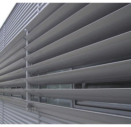 智能遮阳系统独领建筑外遮阳时代风范