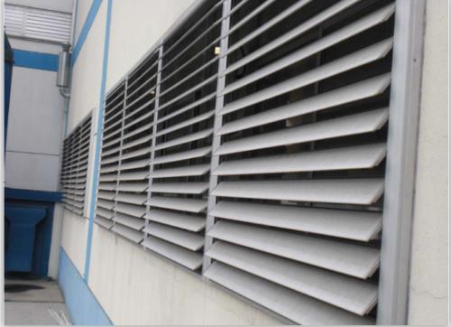 建筑外遮阳产品比较流行的是梭形百叶,户外遮阳板,平板遮阳百叶和欧式